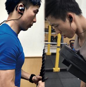 健身達人兆佑zhaoyofit丨推薦:TaoTronics TT-BH07磁吸式藍牙耳機 , TT-BH024健身運動耳機