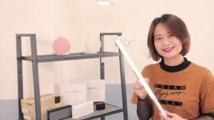 Midea美的磁吸式行動燈管 實測影片丨WitsPer智選開箱