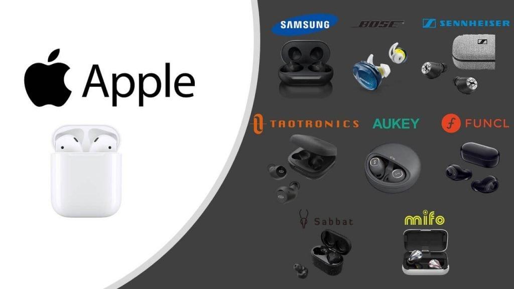 真無線品牌四起-除了Apple的新創品牌