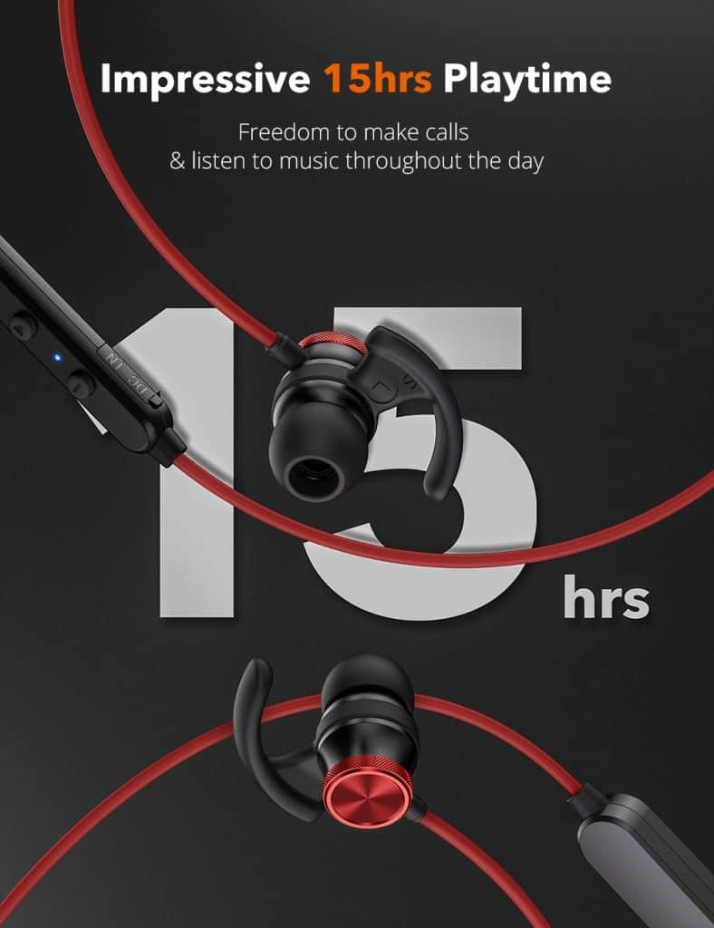 渾厚低音 淬鍊昇華【TaoTronics TT-BH07S Boost磁吸式藍牙耳機】|WitsPer智選開箱