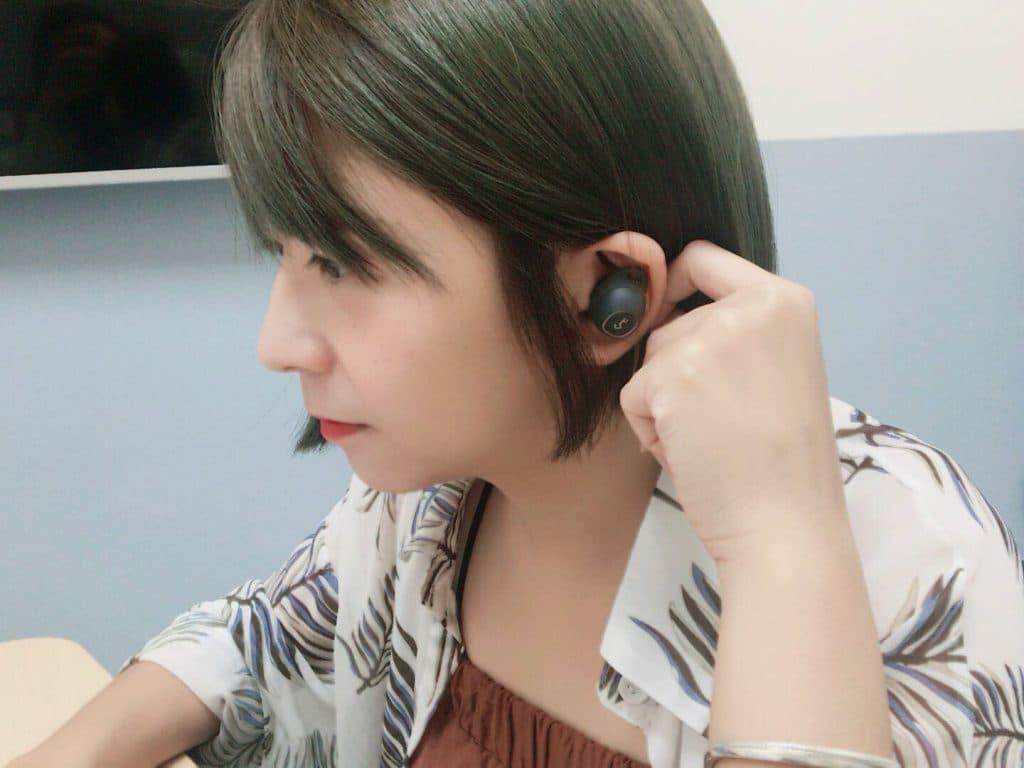 2019德國IF工業設計獎|解鎖震撼重低音、綻放完美音質AUKEY Key Series EP-T10真無線藍牙耳機