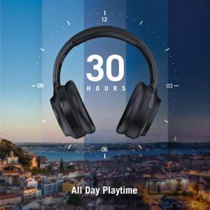 TaoTronics SoundSurge 60 (TT-BH060) 降噪無線耳機說明書&操作方式
