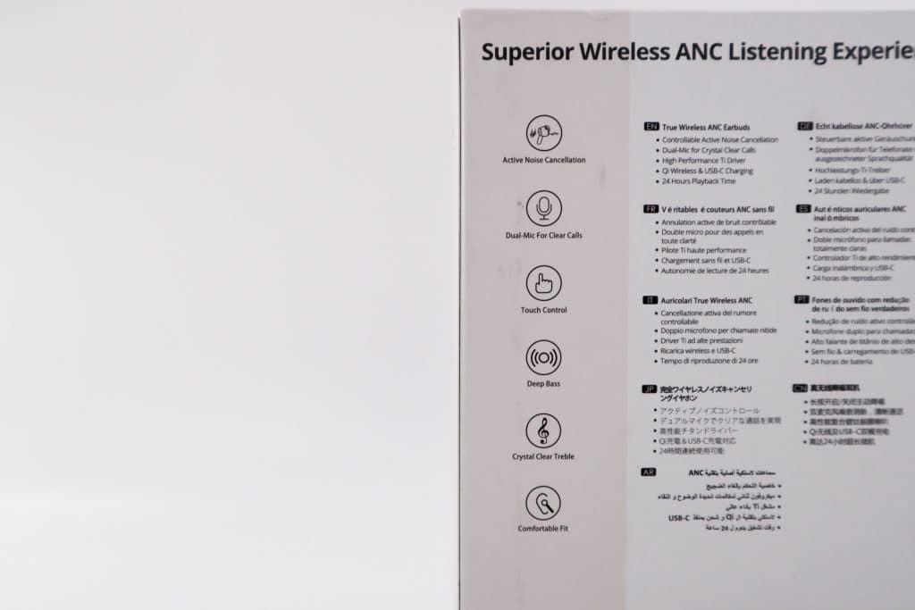 雙降噪技術,無人所及之靜|AUKEY Key Series EP-T18NC ANC主動降噪真無線藍牙耳機