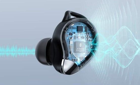 遠端會議必備!TaoTronics TT-BH041 AI智能降噪商務通話藍牙耳機