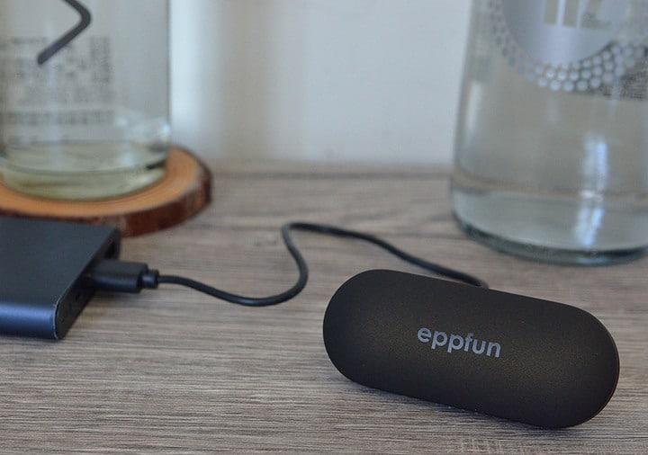 影響力計畫|不到兩千元就可入手藍牙5.2真無線耳機 EppFun Cute Meet 300開箱